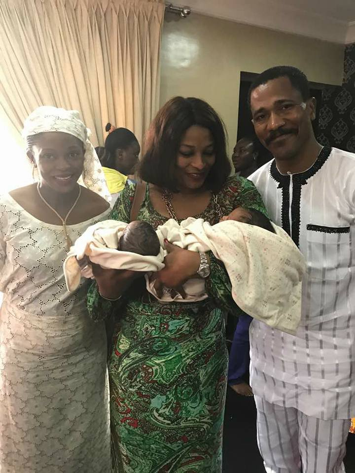 Ibidunni Ighodalo Foundation welcomes first set of twins