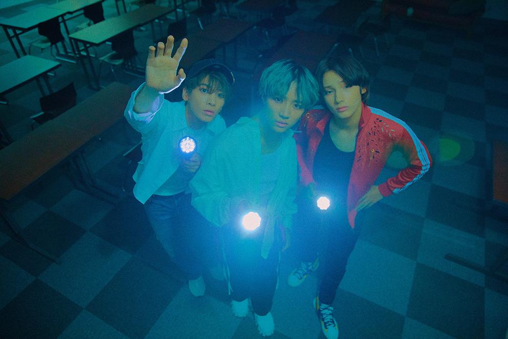 ARCADIA-Beomgyu; TOMORROW X TOGETHER 멤버 범규의 사진입니다.