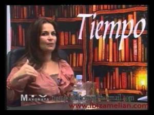 Entrevista a la escritora Ibiza Melián