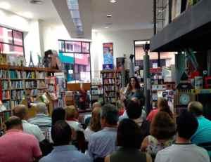Presentación del libro La Hermandad de Doña Blanca, de Ibiza Melián