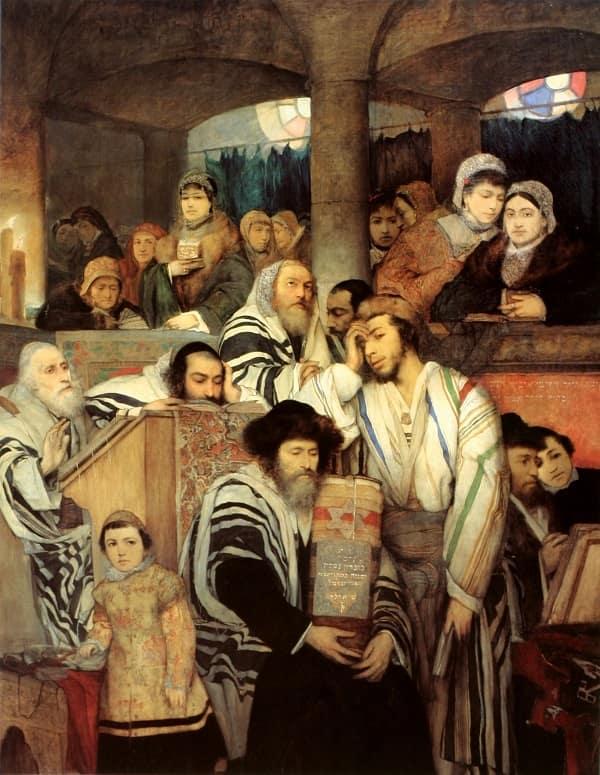 El Yom Kippur del judaísmo