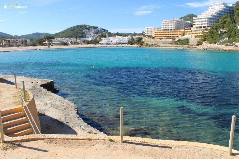 Cala llonga Santa Playas de Ibiza Santa Eulalia