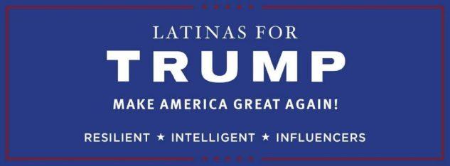 Latinas for trump Facebook