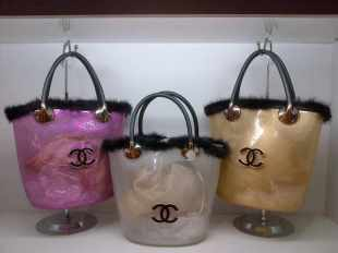Chanel jelly 22x12x25 Rp260