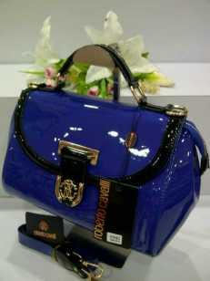 E00 Roberto Cavalli 0018 Deep Blue Glossy SemSup 28x15x21
