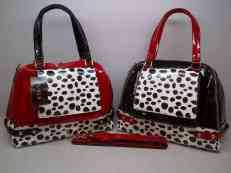 FURLA 6640 BOY RED-BLACK 205rb