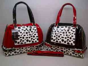 FURLA 6640 BOY RED-BLACK 205rb(1)