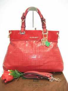 Givenchy Super 3030 38x12x28 Merah (beo)