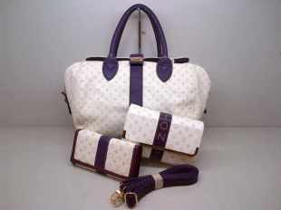lv 82077 set ungu (3in1-260rb) (SetDompet-210rb) (NoSet 185rb)
