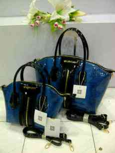 RX0 2Pcs Givency 1206 Set Blue Glossy SemSup B=32x18x24 K=22x16x20