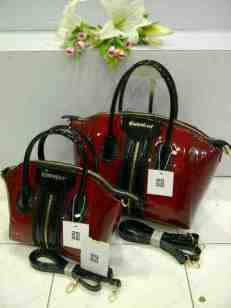 RX0 2Pcs Givency 1206 Set Red Glossy SemSup B=32x18x24 K=22x16x20