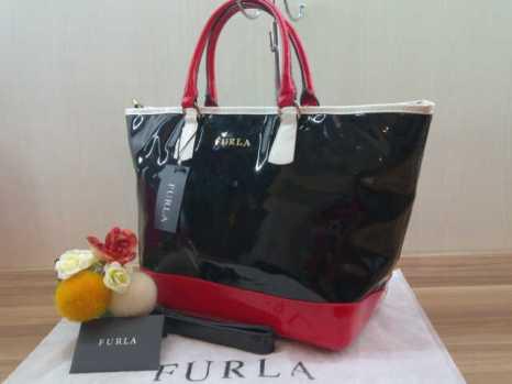 Sale Furla 8082 super 30x28x18 black 180