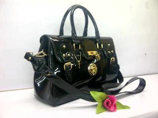roberto-3838-1-super-33x22-bahan-glossy-gradasi-inside-suede-beludru-299rb-black