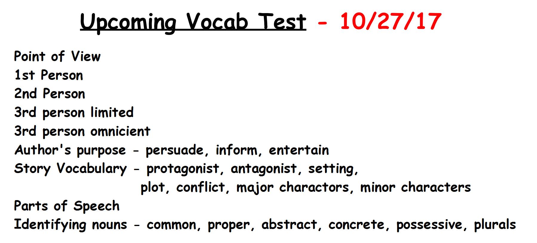Mrs Dailing S Language Arts Class