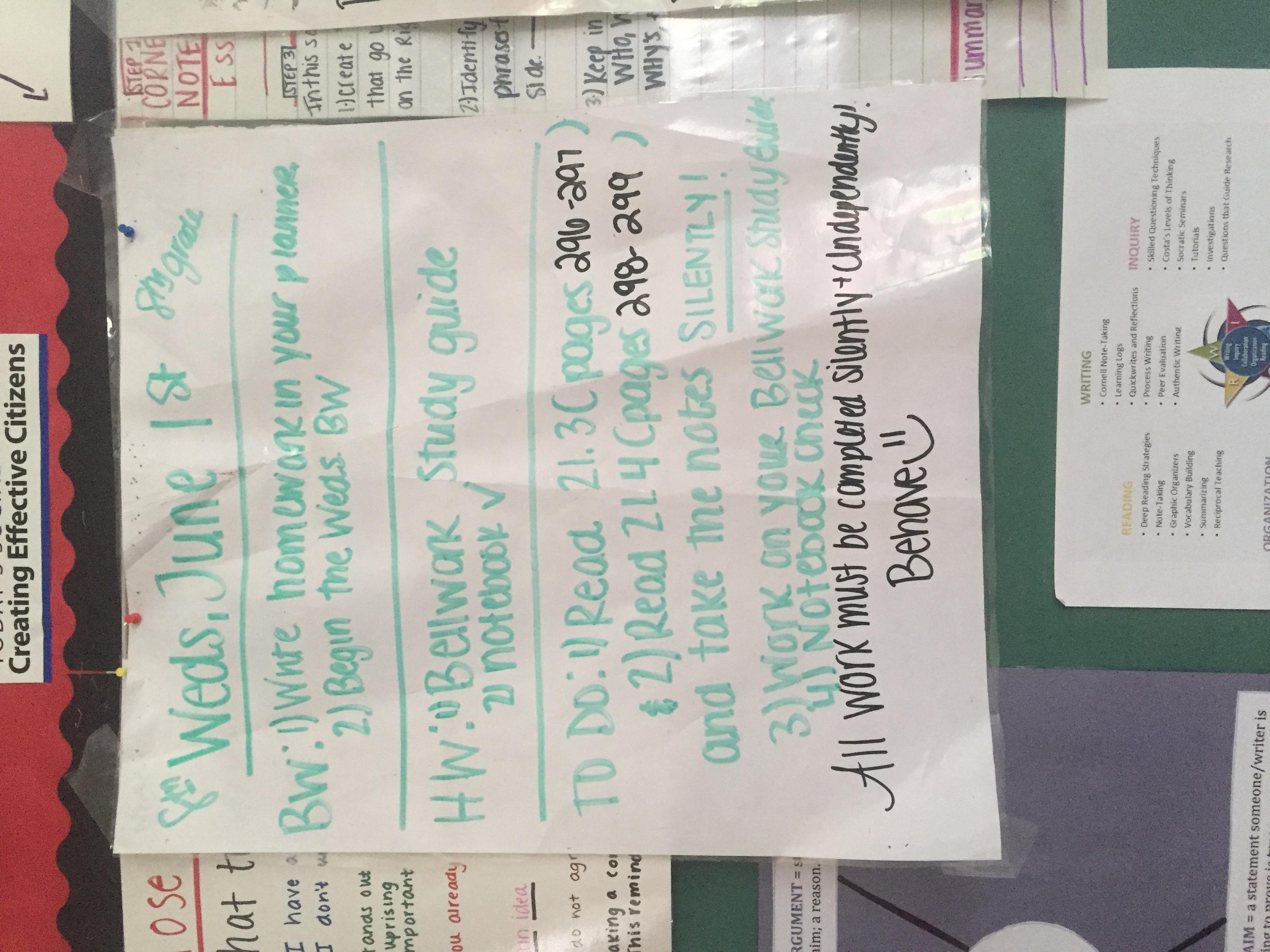 Ciil War 9th Grade Worksheet