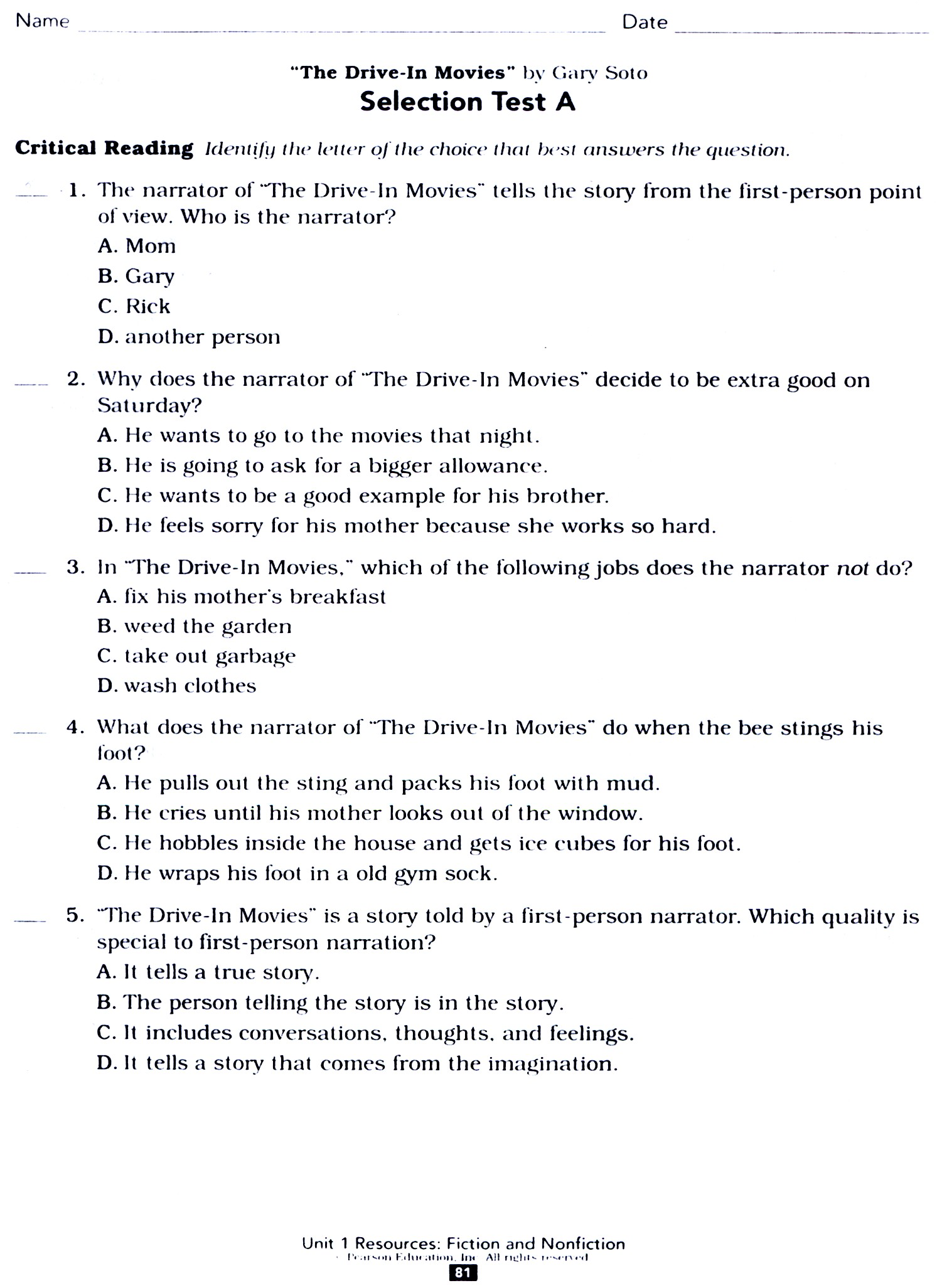 Geography Worksheet New 256 6th Grade Social Stu S