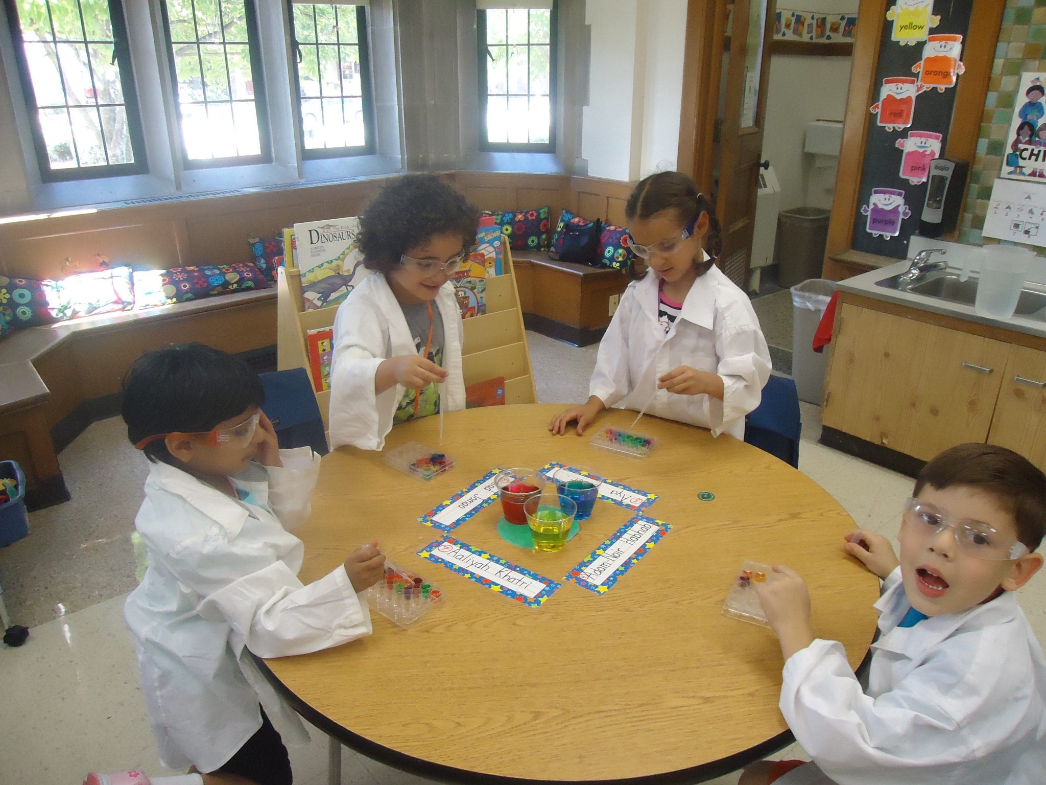 Mad Science Today Ms Wright S Kindergarten