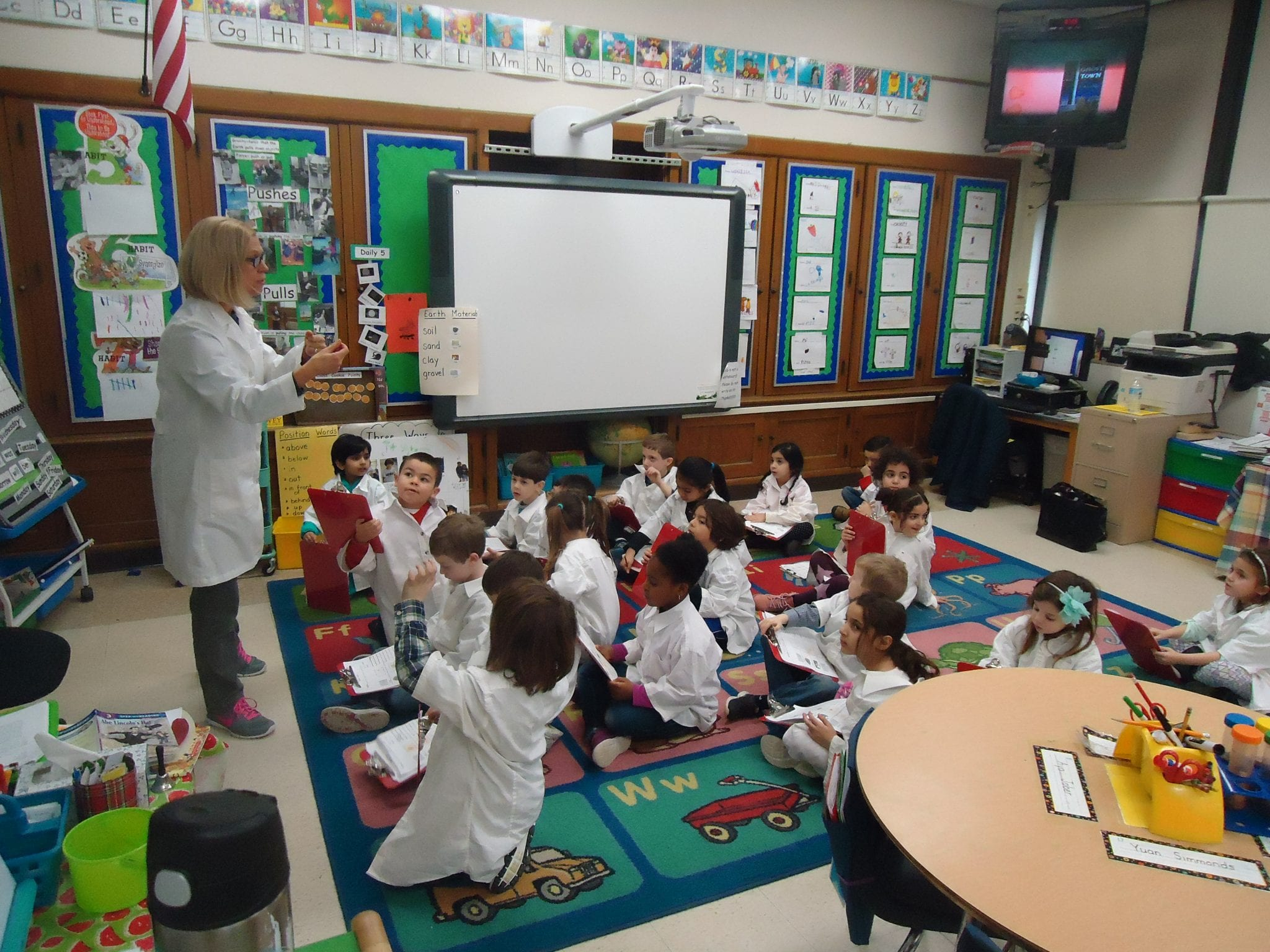 Mad Science Settling Test Ms Wright S Kindergarten
