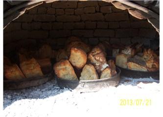Kara fırında peksimet yapımı