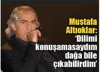 Türkiye'yi 15'e bölmek isteyen Mustafa Altıoklar'a destuuurrr!