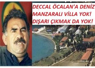 Öcalan'ı serbest bırakmak Türkiye'nin cehenneme dönmesi demektir!