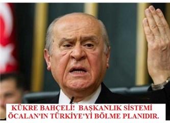 """""""Türkiye Anka kuşu gibi küllerinden doğacaktır"""" diyen Devlet Bahçeli daha çok kükresin!"""