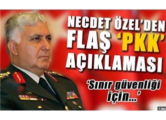Ordumuz PKK'ya karşı kükresin! Asla taviz vermesin!