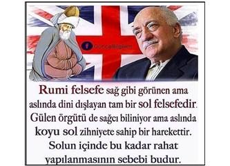 Fethullah Gülen ve dünyayı saran Rumi hareketi!