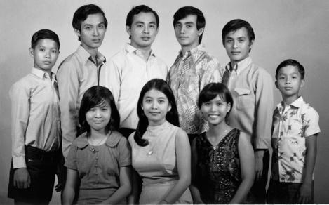 1973 Phoa children