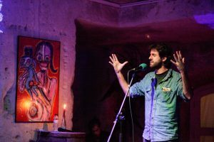 cuarta edición de la Poetry Slam de Menorca