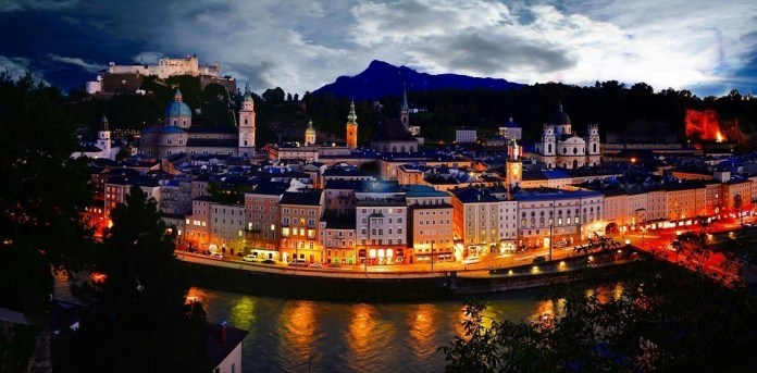 Salzburgo con el club del suscriptor de ultima hora