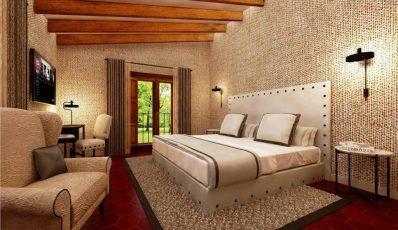habitacion virrey hotel