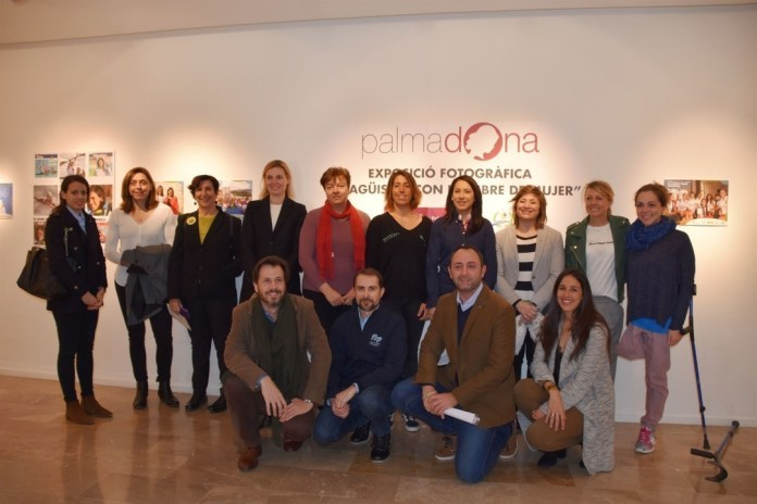 exposición fotográfica 'Piragüismo con nombre de mujer'