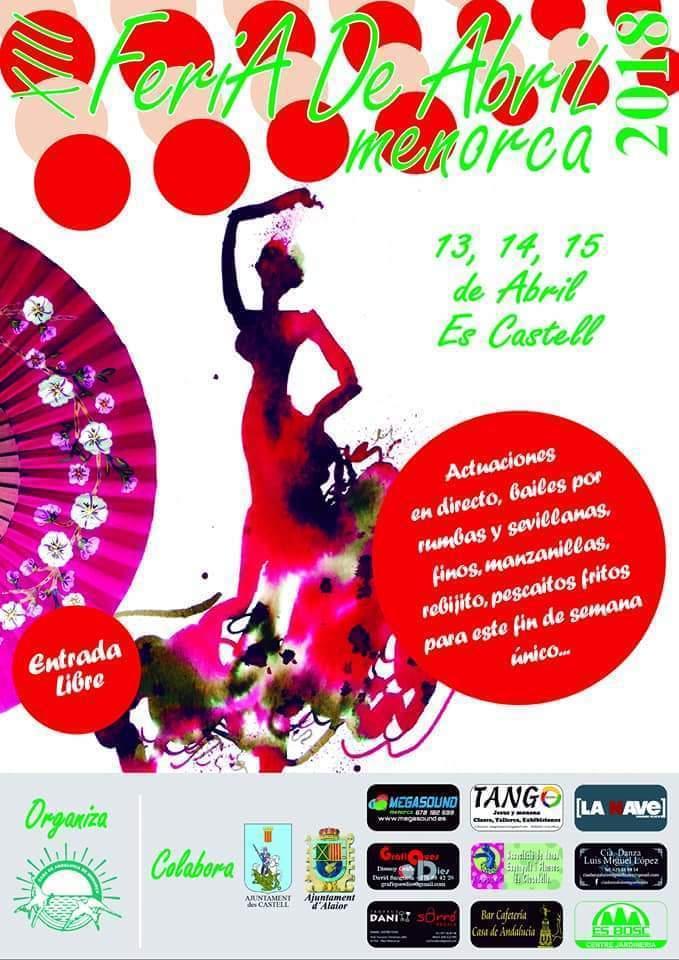 Feria de Abril Menorca