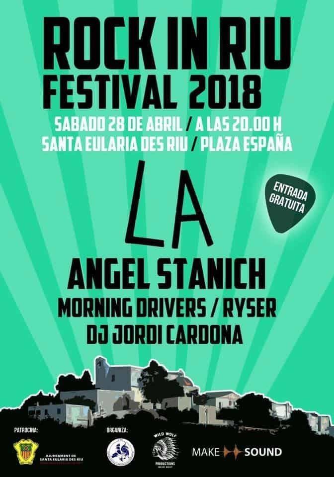 Festival Santa Eulalia Eivissa