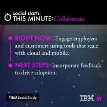 (Collaborate) Social Study- https://ibm.biz/SocStudy