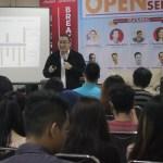 STIE IBMT Open Lecture Series Hari pertama Sesi 2