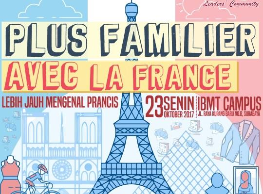 Plus Familier Avec La France