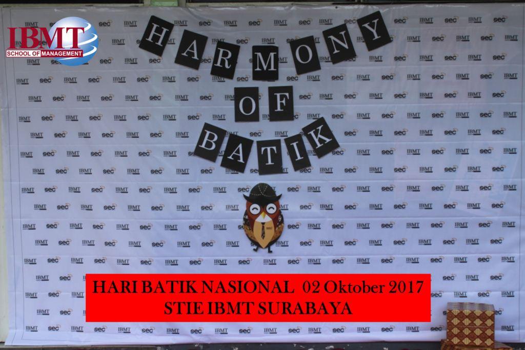 Stie-Ibmt-Batik-Nasional