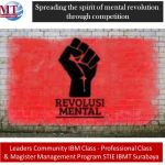 Spreading the spirit of mental revolution through competition