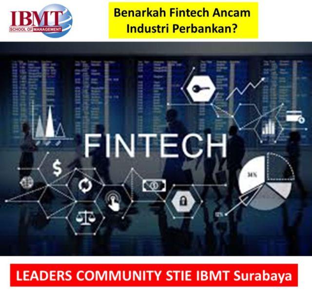 Benarkah Fintech Ancam Industri Perbankan?