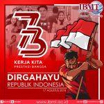 Kemerdekaan untuk INDONESIA – 17 Agustus 1945
