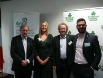 Rodney Walshe, Cathy O'Sullivan, Russell O'Brien and John Lavery.