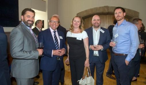 Irish Business Network Scotland event at Edinburgh Castle - - picture by Donald MacLeod - 09.06.16 - 07702 319 738 - clanmacleod@btinternet.com - www.donald-macleod.com