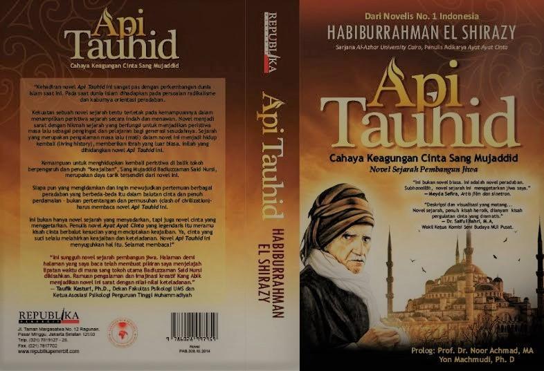 Sinopsis Dan Review Buku Api Tauhid Karya Habiburrahman 3