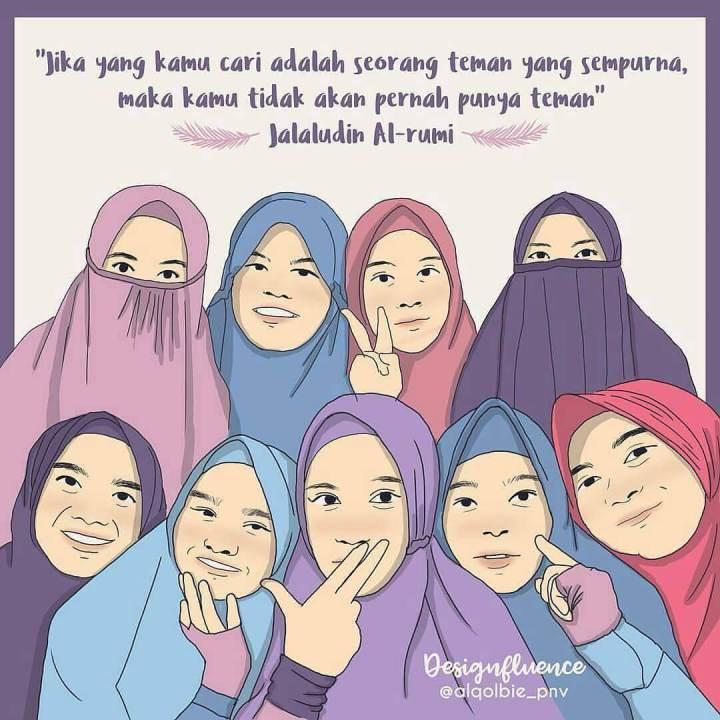 Gambar Muslimah