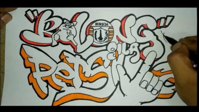 aplikasi grafiti nama