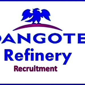 How to Apply forDangote Recruitment 2018/2019
