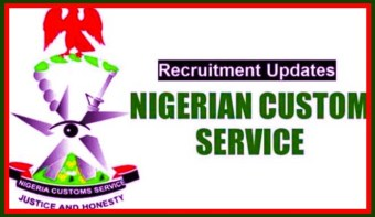 Nigeria Customs Service Recruitment 2019/2020 Application Form