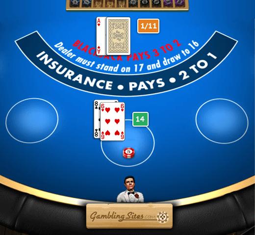 21點|算牌、機率、賠率、補牌、基礎玩法